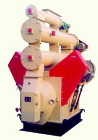 granulator pelletizer fodder system
