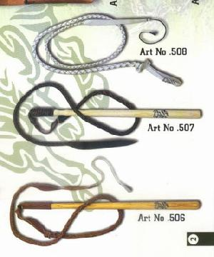 whips stirrups bits bridles saddelery