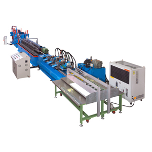 cross t bar cold rollforming machine