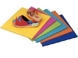 eva foam sheet pvc strap shoe