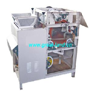 peanut broab bean almond soybean wet peeling machine