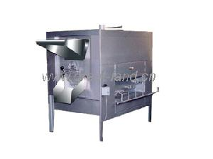 roller roasting machine