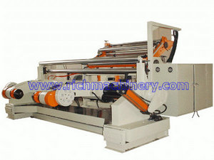 Jumbo Roll Center Surface Slitter Rewinder