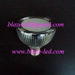 power 9w smd3014 led spotlight bulbs par30 e27 lamp