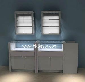uk watch wall display cabinet