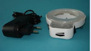 stereo microscopi led ad anello di luce 48 lampadine