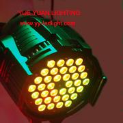 rgba quad 4in1 led par cans light