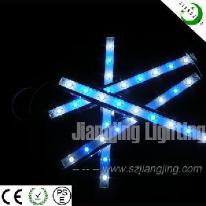 led blue lighting aquarium fish tank light bar lamp