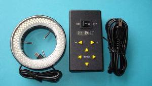 Anel Segmentado Led Bulb 64 Luz, Brilho Cada Segmento Ajustable