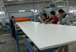 xps foamed board plastic machinery