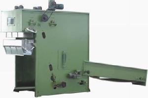 fiber bale opening machine