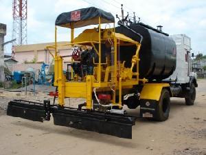 bitumen pressure distributor india