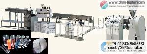 plastic machinery pmma tubing stick line