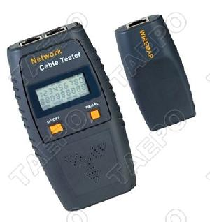 network communications cable tester