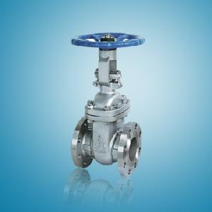 cast steel gate valve flange