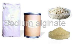 textile sodium alginate
