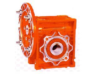 worm gearbox aluminum alloy box