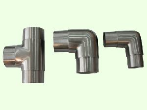 metal tube elbow bend casting fitting stainless steel