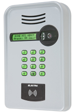 video intercom buildings residential centers