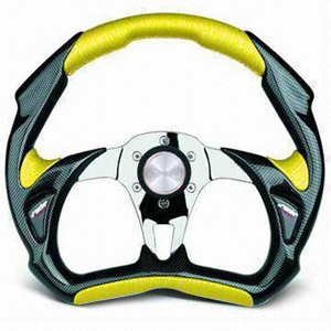steering wheels colors