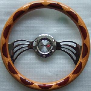 universal steering wheel wood