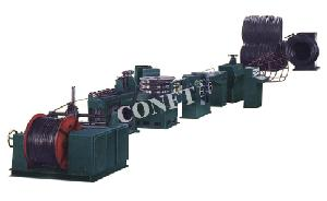 cold rolled steel bar ribbing line