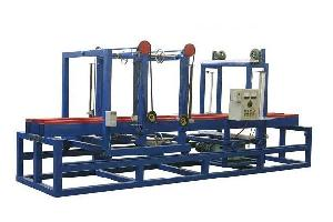 eps plastic block cutting machine
