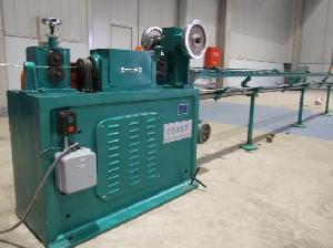 Wire Cutter And Straightener Machine