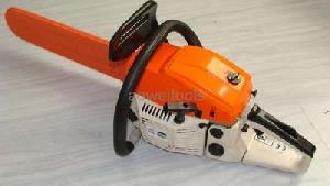45cc gasoline chain chainsaw wood cutter