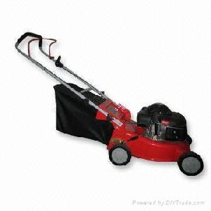 Sell 60l Grass Bag Capacity Hand-push Lawn Mower
