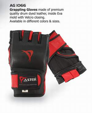 aster grappling mma gloves
