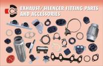 miscilleneous automotive components exhaust accesories