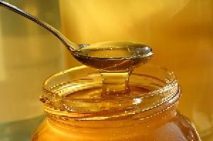pure organic honey processed