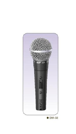 microphone wire mic export