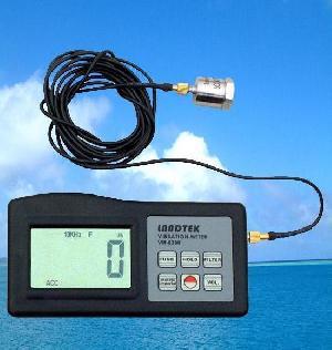 vibration meter vm 6360