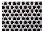 perforated metal sheet mesh
