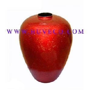 lacquer vase shape