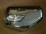 door mirror cover w led mitsubishi triton l 200