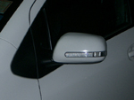door mirror cover w led toyota yaris