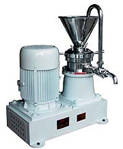 colloid mill vertical separate