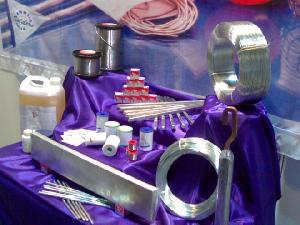 solder wire zinc