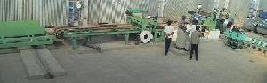 cut sheet cutting plant