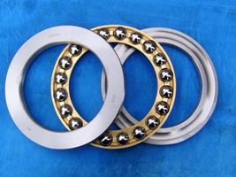heave thrust deep groove ball bearing export