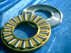 heave thrust tape roller bearing