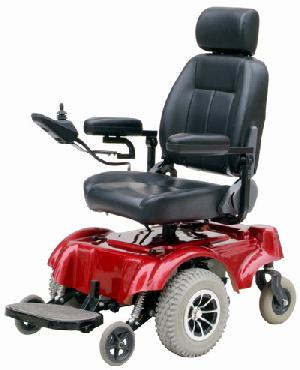 Medical Equipment Scooter Wheelchair Commode Chair