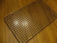 baking cooling rack grid grill