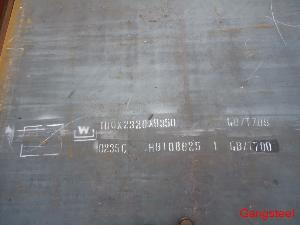 Supply 17mn4, Hii, 15mo3, 13crmo44, 19mn6, Hi, Steel Plate, Din 17155, Gangsteel