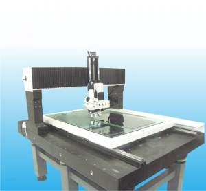 cnc auto gantry metallurgical microscopes yx