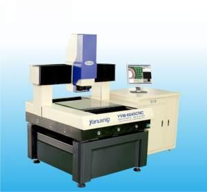 gantry travel auto cnc vision measuring machine yvm