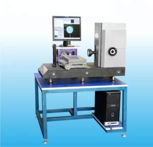 horizontal vision measuring machine yvm w